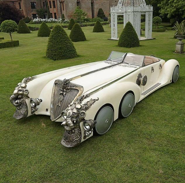 designer car show