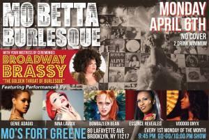 Mo Betta Burlesque