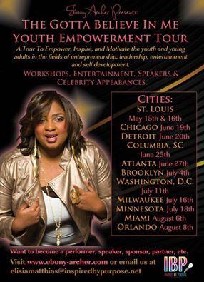 GBIM tour flyer